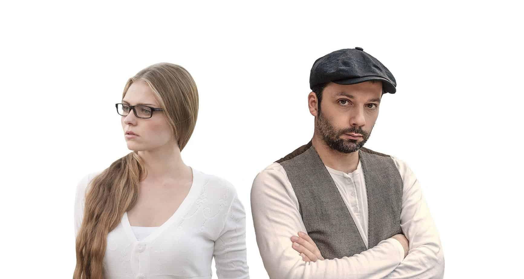 La famille en danger : un mauvais comportement dans votre relation amoureuse